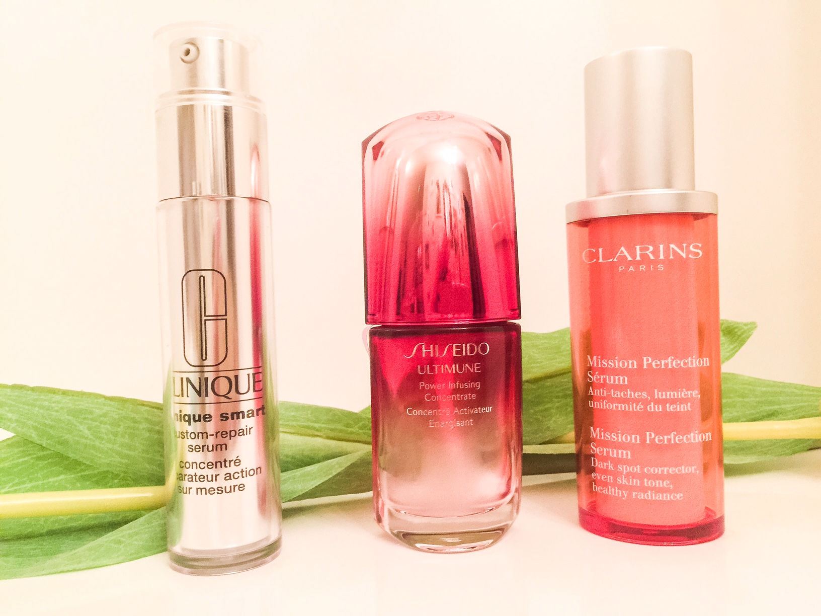 Mission Perfection Serum by Clarins #5